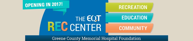 EQT REC Center – Waynesburg, PA 15370
