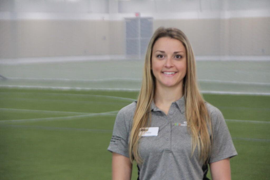 Julia Triano - CPT/ Exercise Specialist - EQT REC Center ...
